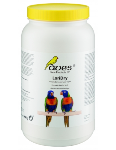 Aves LoriDry 800 gram